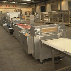 400-600 kg/h Capacity of Candy Bar Line