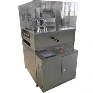 CTCM-1200 Chocolate Tempering and Coating Machine