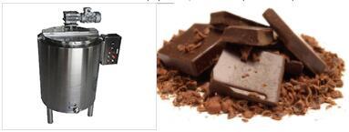 BWG250 Chocolate Melting and Storage Tank