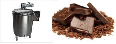 BWG500 Chocolate Melting and Storage Tank