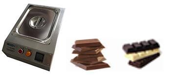 HT05 Chocolate Holding Tank