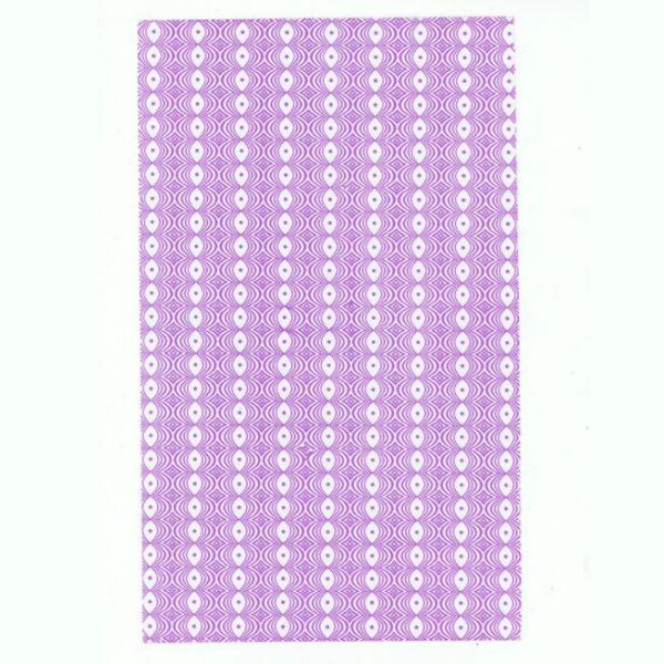 Single Color Transfer Sheet