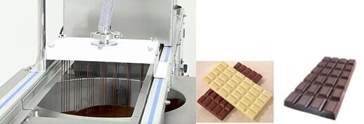 INFINITY AML Automatic Solid Chocolate Moulding Line