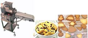 Cookies Moulding Machine