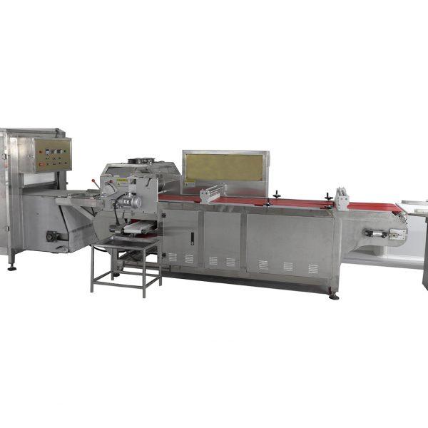 600-800 kg/h Cereal Bar Line
